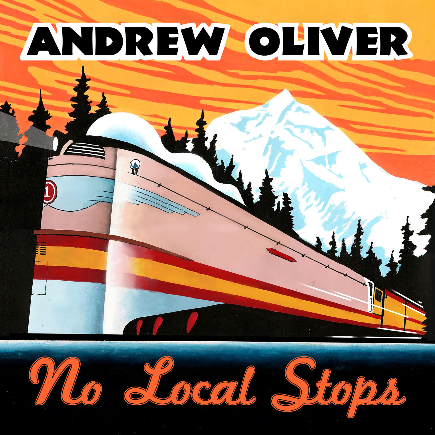 No Local Stops Cover
