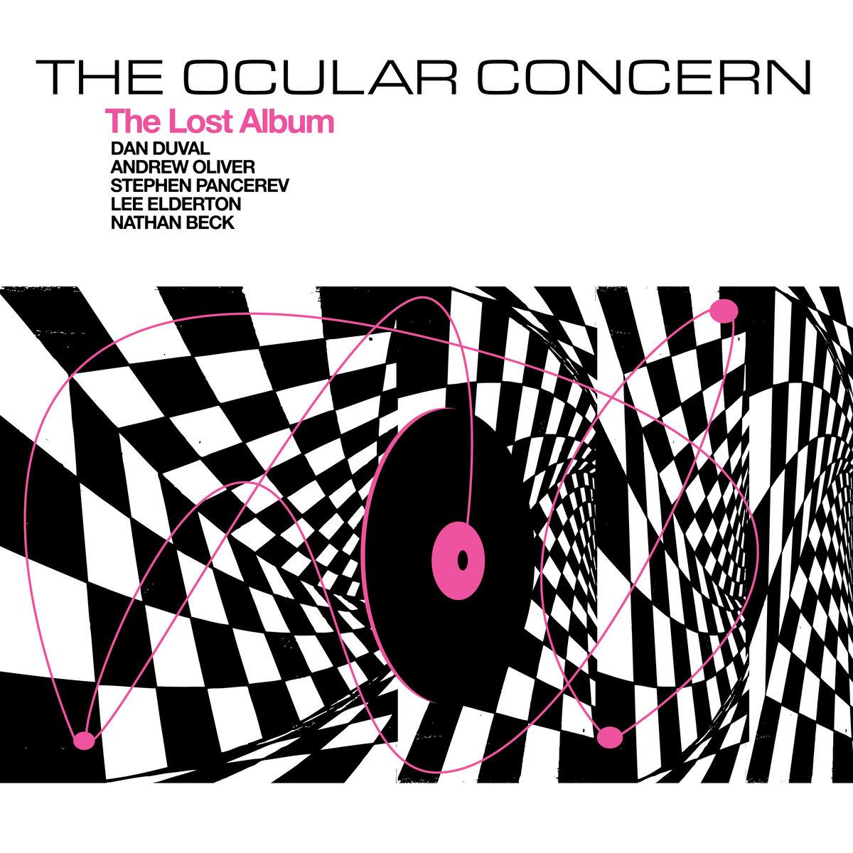 ocular lost album cover